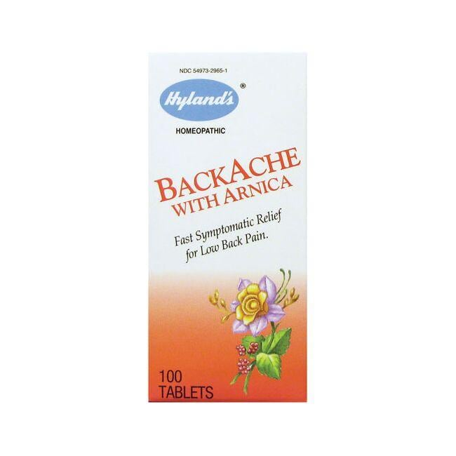 Hyland's Backache with Arnica