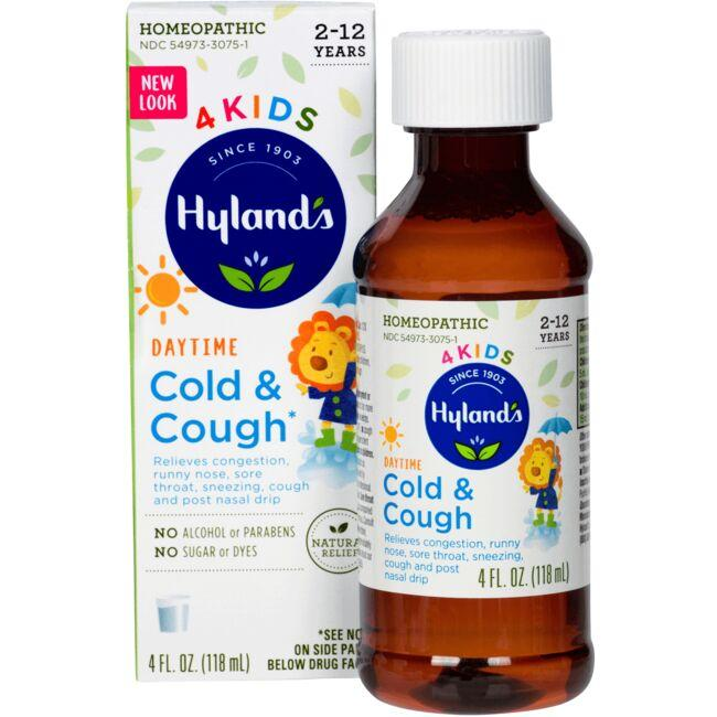 Hyland's Cold N' Cough 4 Kids
