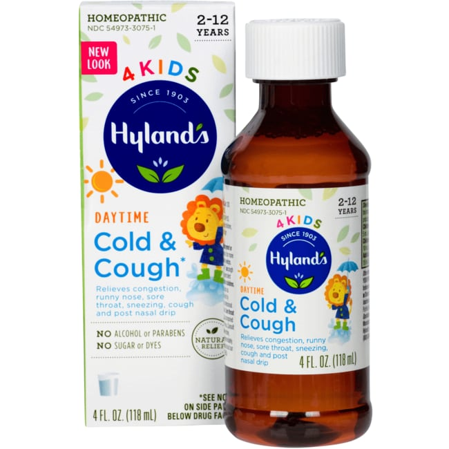 Hyland's N Cold 'Tos 4 Kids