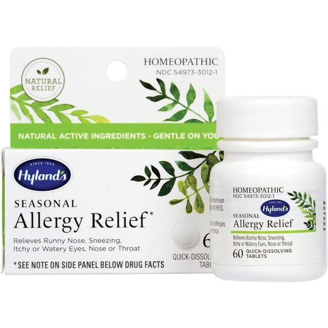Hyland'sSeasonal Allergy Relief