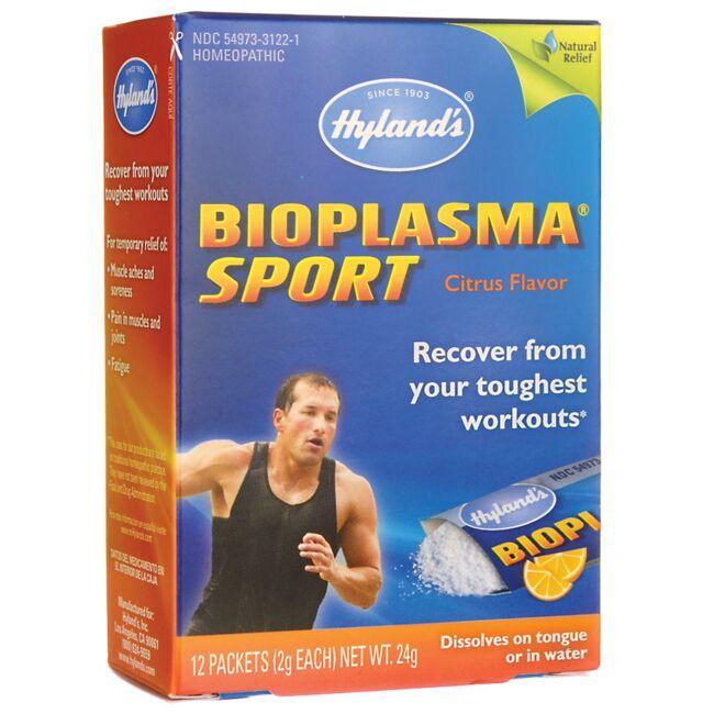 Hyland'sBioplasma Sport - Citrus