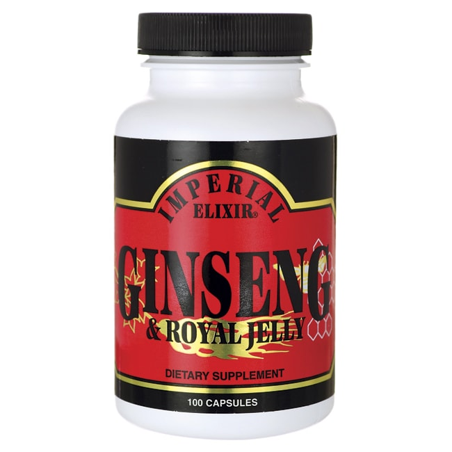 Imperial ElixirGinseng & Royal Jelly