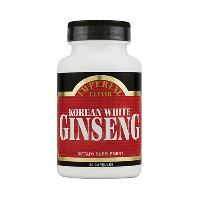 Imperial Elixir Korean White Ginseng