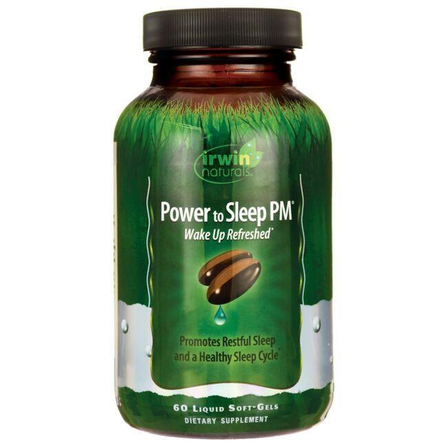 Irwin NaturalsPower to Sleep PM