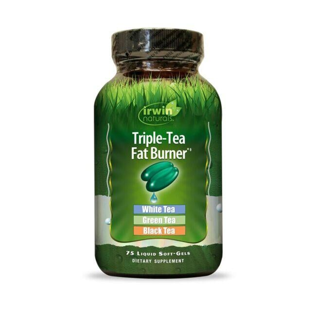 Irwin Naturals Triple Tea Fat Burner