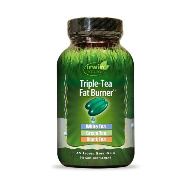 Irwin Naturals Green Tea Triple Fat Burner Review