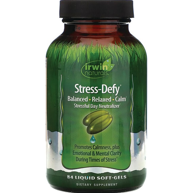 Irwin Naturals Stress Defy Reviews