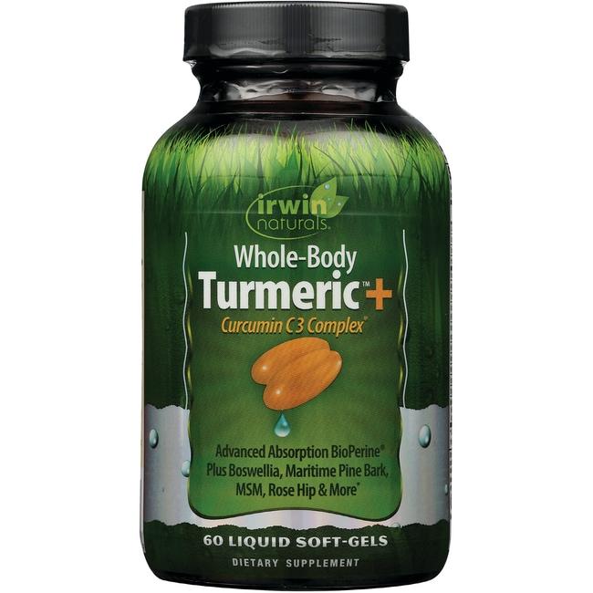 Irwin NaturalsWhole-Body Turmeric Extra