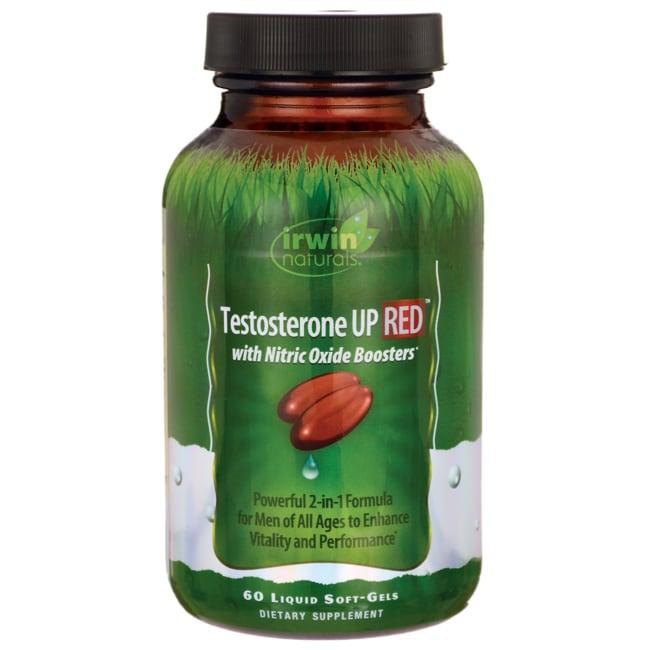 Irwin NaturalsTestosterone Up RED