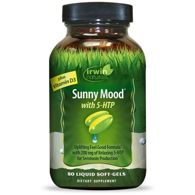 Irwin NaturalsSunny Mood with 5-HTP