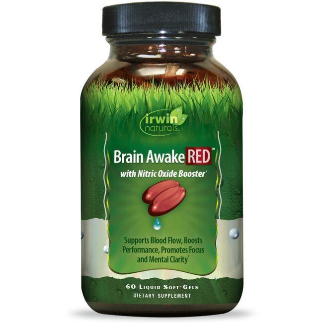 Irwin NaturalsBrain Awake RED