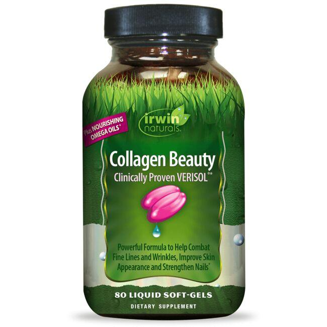 Irwin Naturals Collagen Beauty