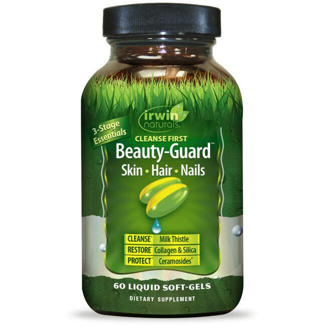 Irwin Naturals Cleanse First Beauty-Guard