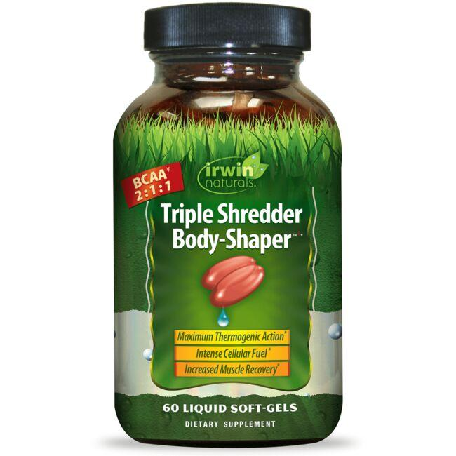 Irwin Naturals Triple Shredder Body-Shaper