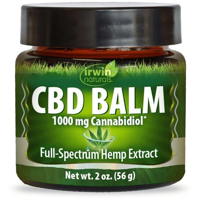 Irwin NaturalsCBD Balm