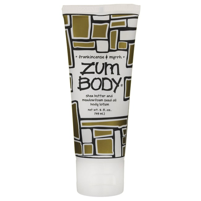 Indigo WildZum Body Frankincense & Myrrh Body Lotion