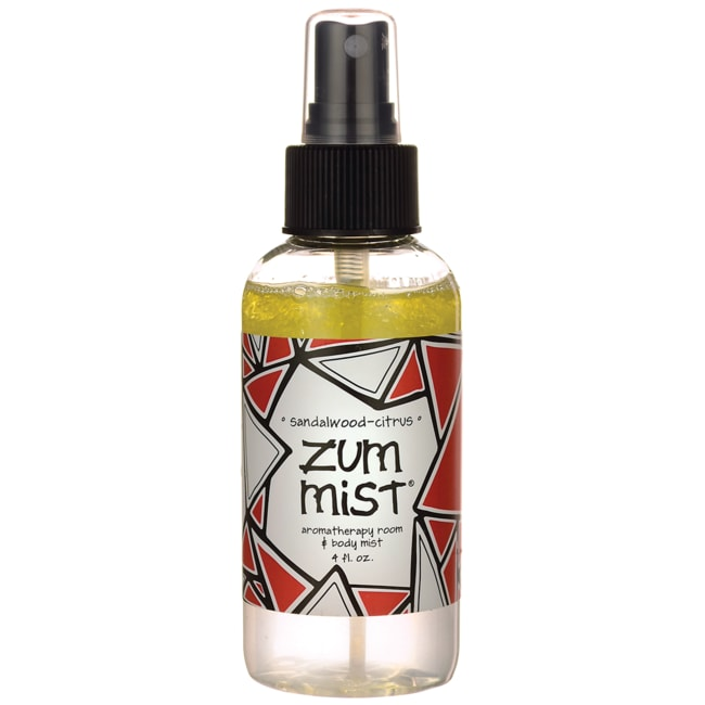 Indigo WildZum Mist Sandalwood-Citrus
