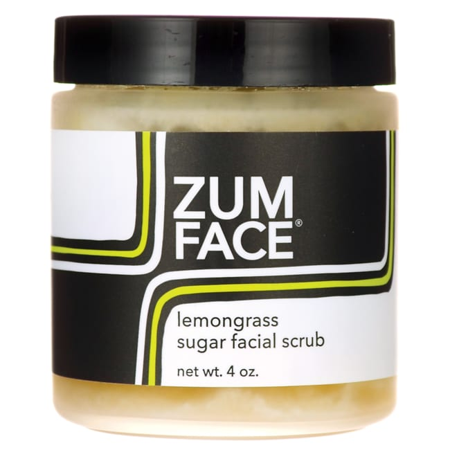 Indigo WildZum Face Lemongrass Sugar Facial Scrub