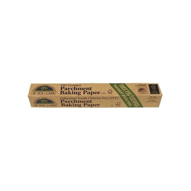 If You Care Unbleached Parchment Baking Paper - 70 sq ft