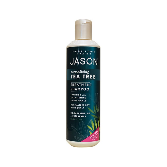 Jason Natural Normalizing Tea Tree Treatment Shampoo