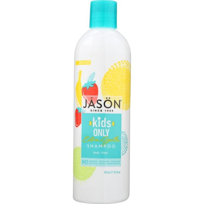 JasonKids Only Extra Gentle Shampoo