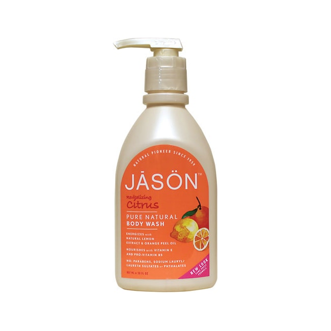 Jason NaturalRevitalizing Citrus Body Wash
