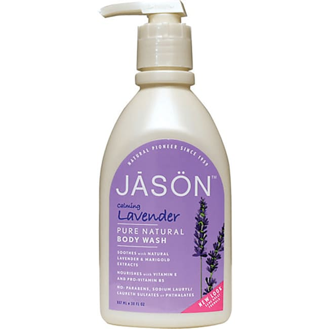 Jason NaturalCalming Lavender Body Wash
