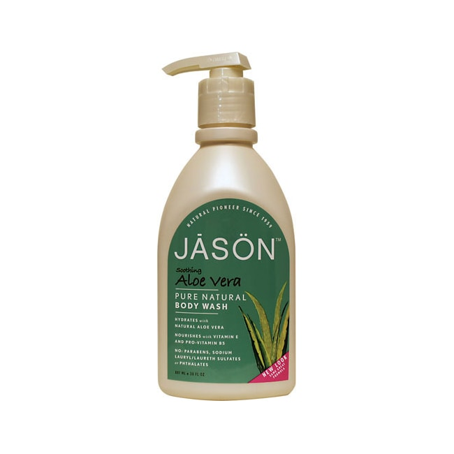 Jason Natural Soothing Aloe Vera Pure Natural Body Wash