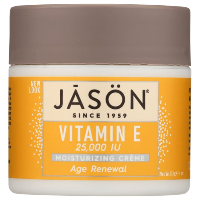 Jason Natural Vitamin E Age Renewal Moisturizing Crème