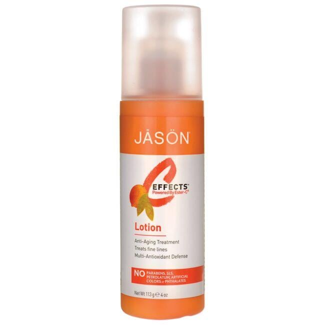 Jason C Effects Powered by Ester-C Pure Lotion