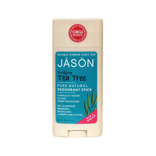 Jason NaturalPurifying Tea Tree Deodorant Stick