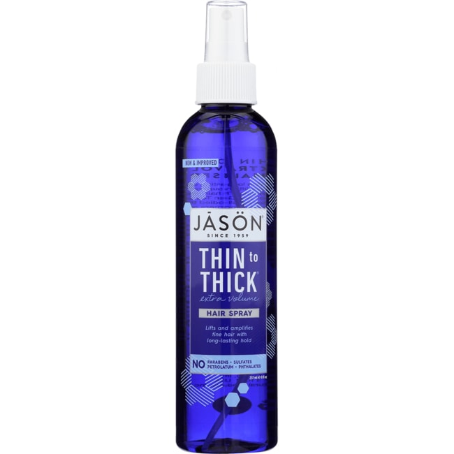 Jason NaturalThin to Thick Hair Spray