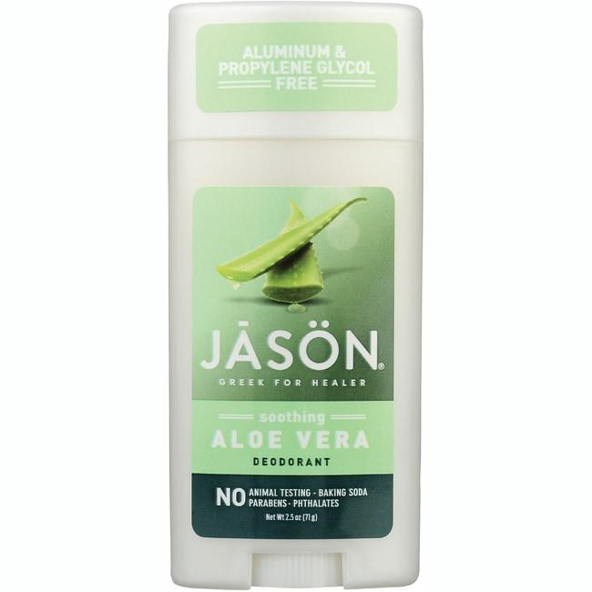 Jason NaturalDeodorant Stick Aloe Vera