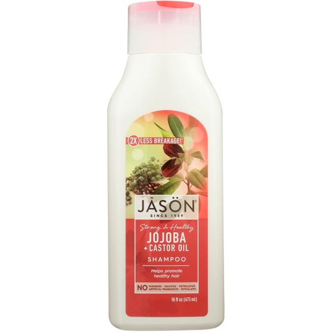 Jason Natural Long & Strong Jojoba Shampoo