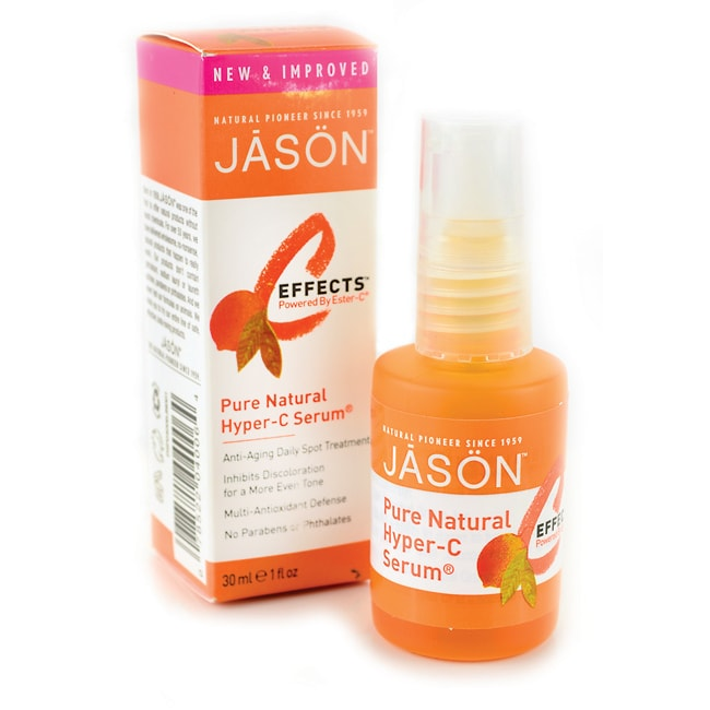 Jason Natural Effects Powered By Ester-C Pure Natural Hyper-C Serum