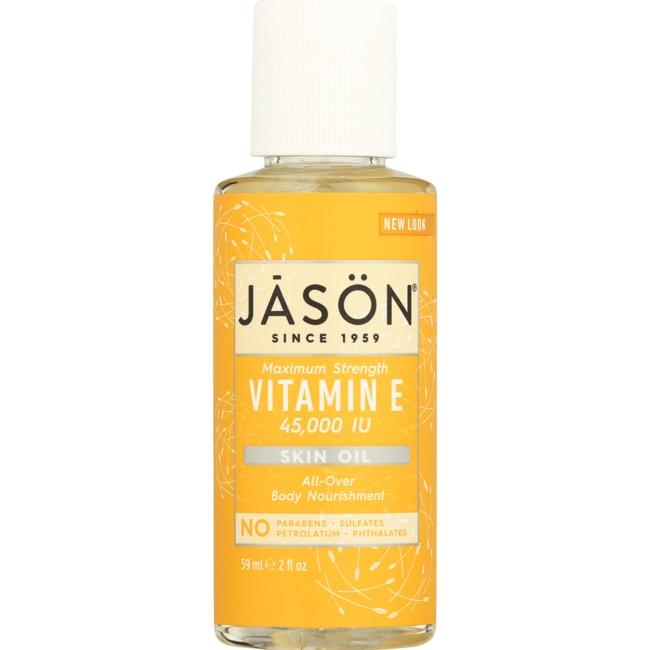 Jason Natural Vitamin E 45,000 I.U. Skin Oil