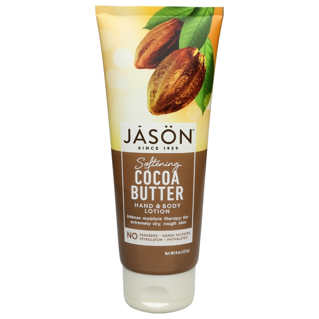 Jason NaturalSoftening Cocoa Butter Hand & Body Lotion