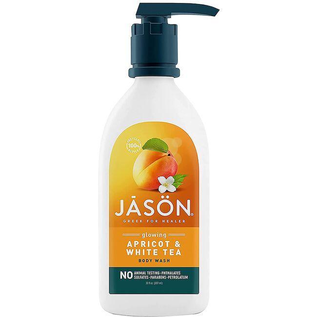 JasonGlowing Apricot Body Wash