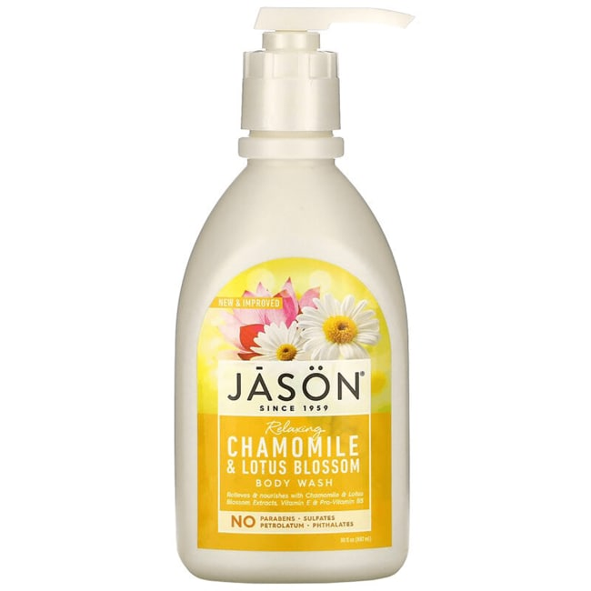 Jason Natural Relaxing Chamomile Body Wash