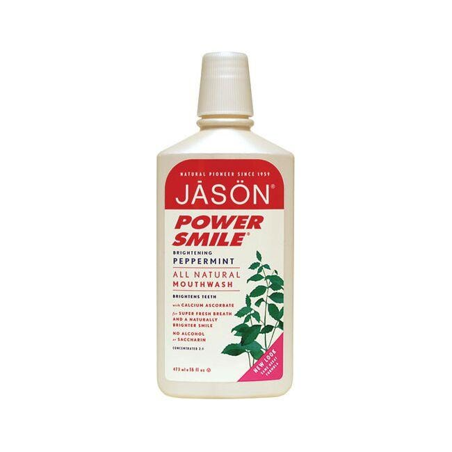 JasonPowerSmile Brightening Peppermint Mouthwash