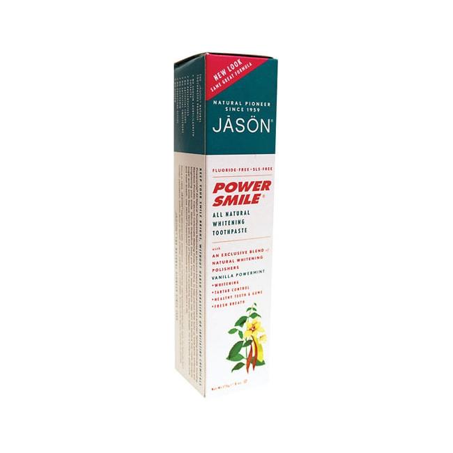 Jason NaturalPowerSmile Toothpaste Vanilla Mint