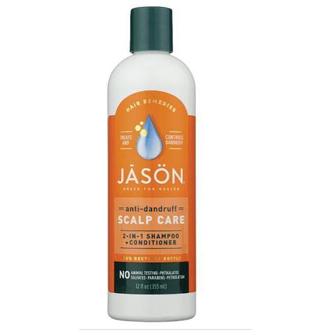 JasonDandruff Relief Treatment Shampoo + Conditioner