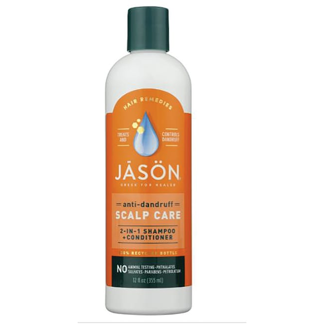 Jason NaturalDandruff Relief Treatment Shampoo + Conditioner
