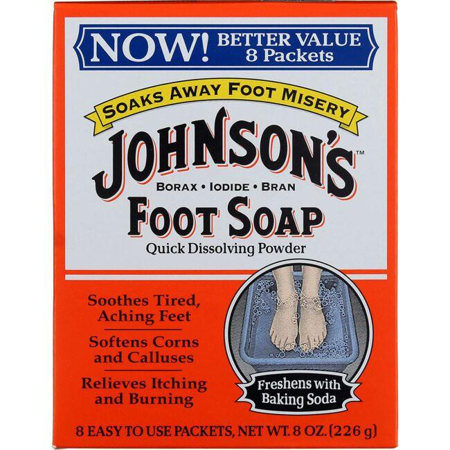 Johnson's Foot SoapFoot Soap