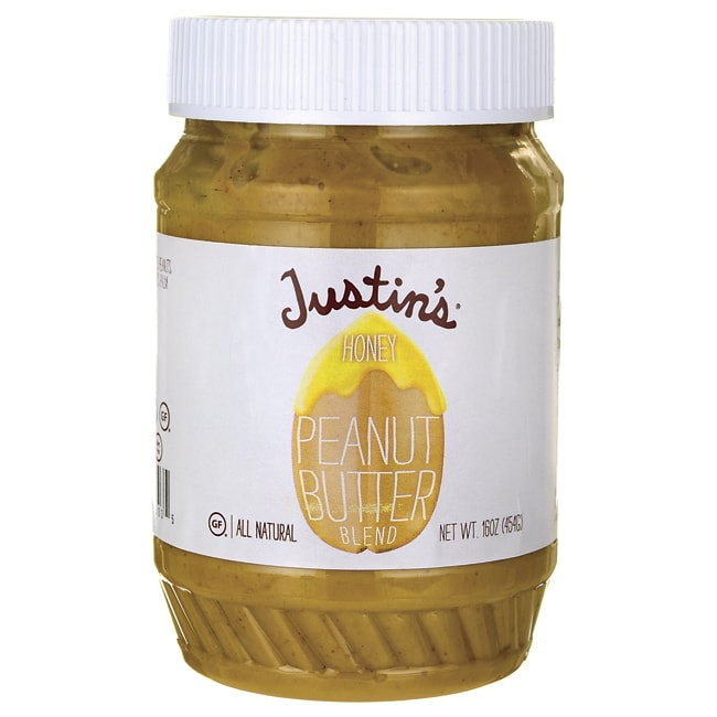 Justin's Nut ButterHoney Peanut Butter