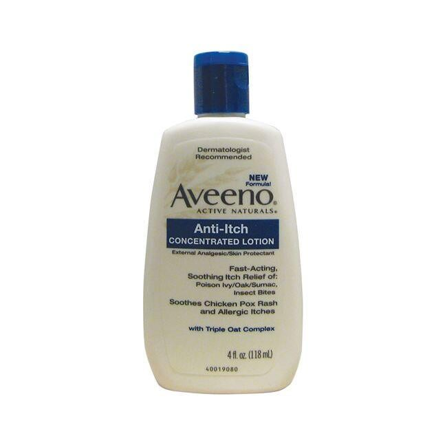 Aveeno Anti-Itch Concentrated Lotion with Triple Oat Complex