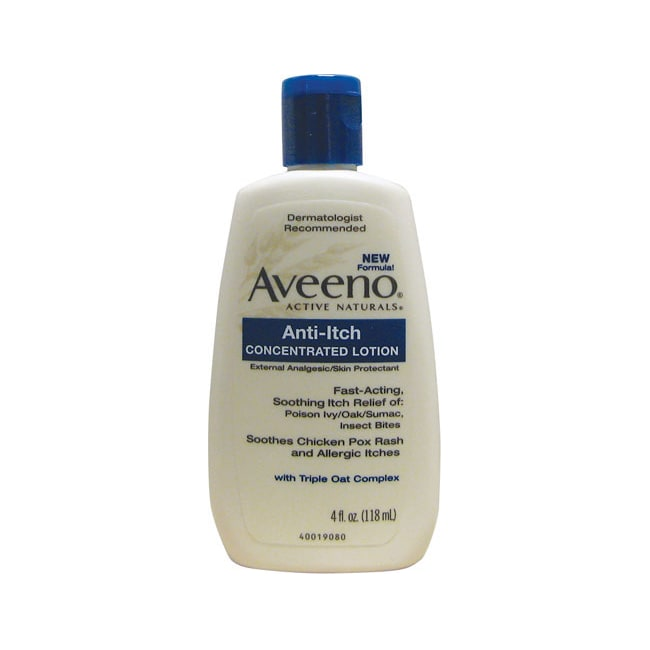 AveenoAnti-Itch Concentrated Lotion with Triple Oat Complex