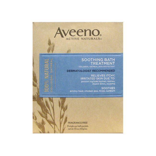 AveenoSoothing Bath Treatment