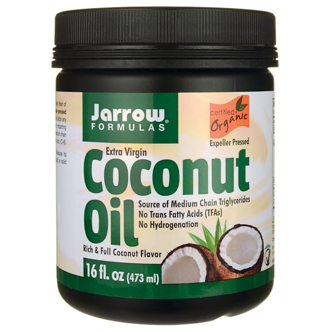 Jarrow Formulas, Inc.Coconut Oil Extra Virgin