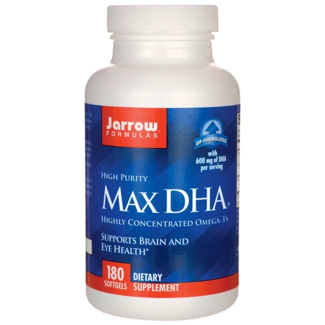 Jarrow Formulas, Inc.Max DHA